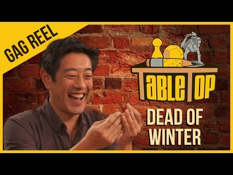 Dead of Winter - Gag Reel - TableTop Season 3 Ep. 8