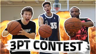 SMALL BALL 3PT CONTEST Ft CASHNASTY & LSK