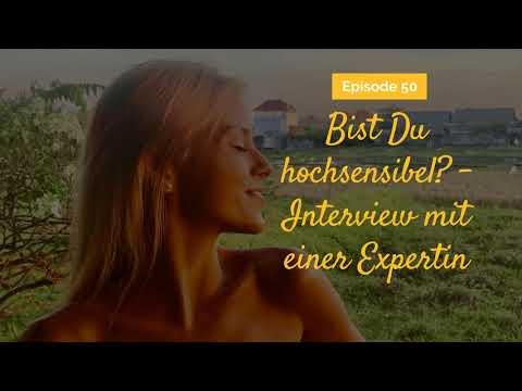 50: Bist Du hochsensibel? - Interview mit Expertin Anna Maria Schwarzberg