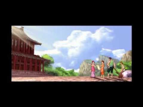 Bodhisattva Ksitigarbha - Bright Eyes Rescuing Her Mother (Part 1 of 2)