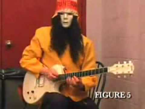 Buckethead - Guitar Player Lessons