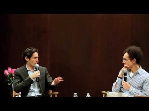 Malcolm Gladwell Interviews Adam Alter about DRUNK TANK PINK