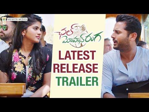 Chal Mohan Ranga Latest Release Trailer | Nithiin | Megha Akash | Pawan Kalyan | Thaman | Trivikram