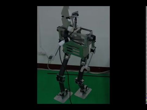 DMBHR humanoid robot from NKFUST