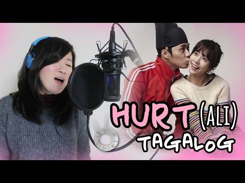 [TAGALOG-REMAKE] Hurt 상처-ALi 알리(Rooftop Prince OST) Music Video+Lyrics by Marianne Topacio