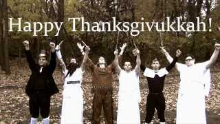 HAPPY CHANUKAH! Six13 - The Thanksgivukkah Anthem