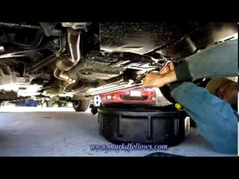 Subaru XV Crosstrek Oil Change