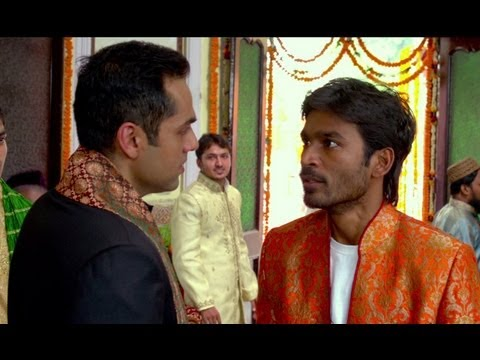 Dhanush Ends A Happy Wedding | Raanjhanaa