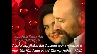 Halit Ergenc-Berguzar Korel... Melting !!! What they have said for each other in interviews !!!!