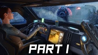 ARKTIKA.1 VR Gameplay Walkthrough Part 1 - BEST LOOKING VR GAME EVER