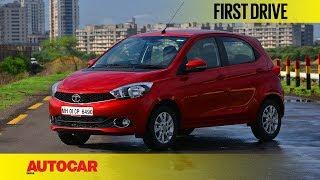 Tata Tiago AMT | First Drive | Autocar India