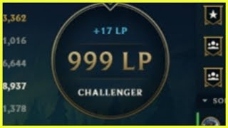 You Think 99LP Is Sad? How About 999LP? - Best of LoL Streams #598