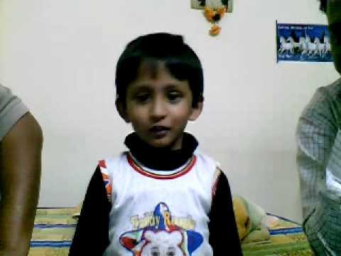 Pranjal - English, Hindi & Bangla poetry recitation
