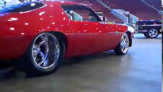 Blown Monster 70 Camaro angry sound