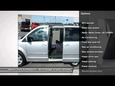 2010 Dodge Grand Caravan Scottsboro AL 7T016I