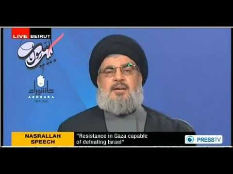 hezbollah sec'y general hassan nasrallah speech 17 november 2012
