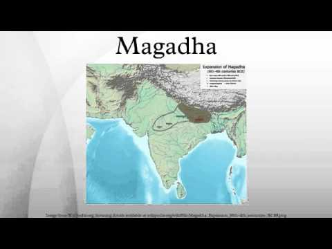 the kingdom of magadha Get this from a library the decline of the kingdom of magadha (cir 455-1000 ad) [b p sinha.