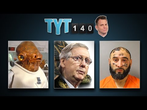 Voter ID Laws, ISIS in Anbar, MMA Arrest & Tar-Coated Crime | TYT140 (October 10, 2014)