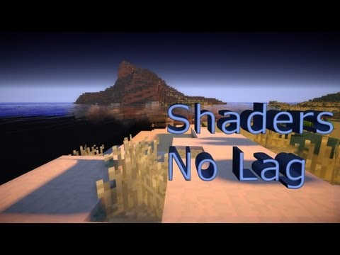 Shaders 1.7.10 NO LAG Shaderpack Minecraft