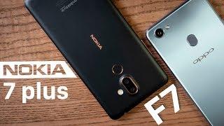 So sánh Nokia 7 Plus & OPPO F7