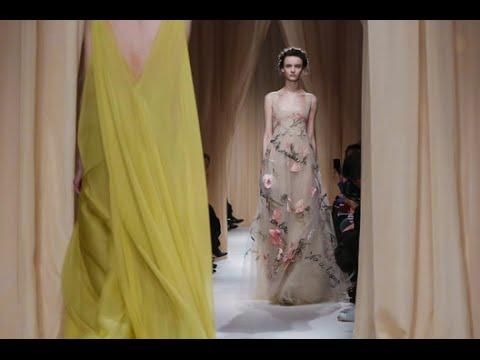 Valentino: Descubre la colección alta costura más linda de la temporada 2015