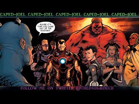 Quake S.H.I.E.L.D 50th Anniversary #1 Review