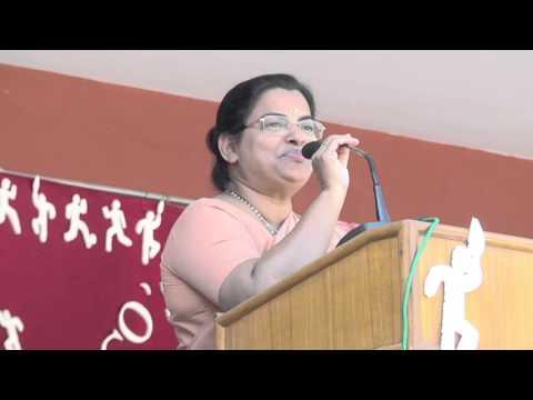 Fusco's School ICSE Bangalore Sports Day Celebration 2016 -  Part 2