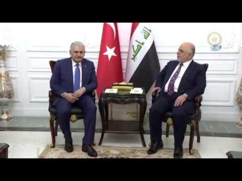Başbakan Yıldırım, Iraklı Mevkidaşı İle Telefonda Görüştü