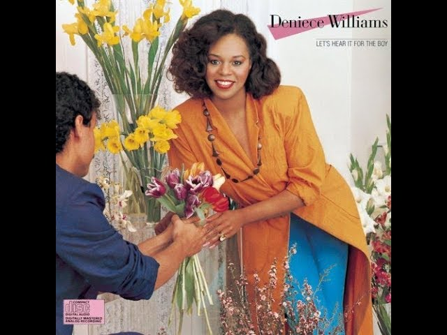 Deniece Williams - Let39s Hear It For The Boy 1984 HQ