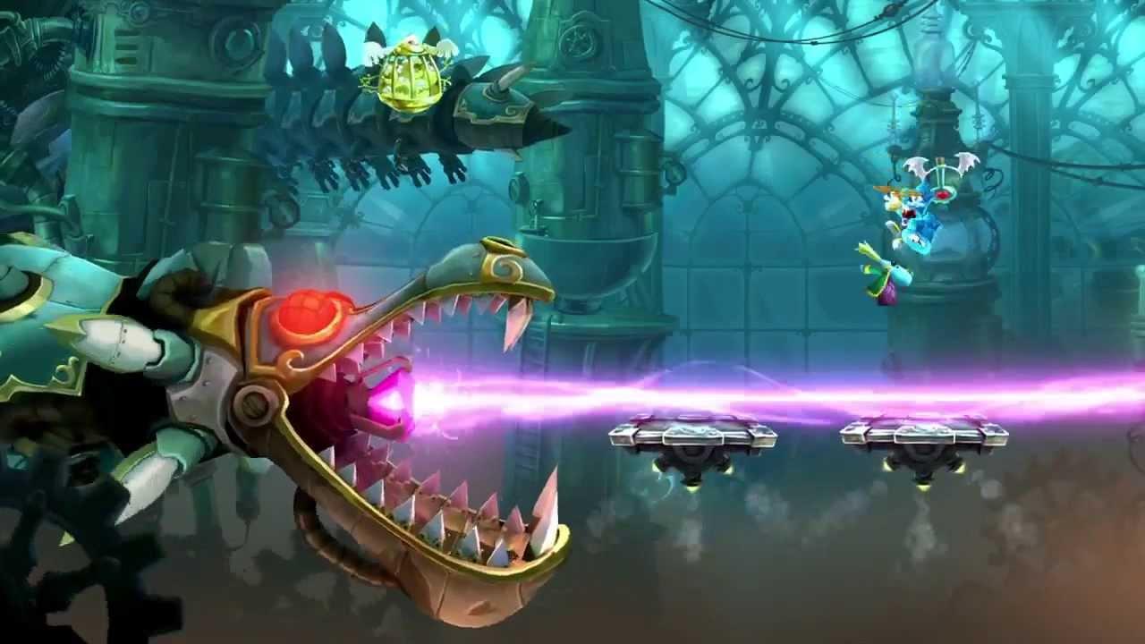 Rayman Legends Ps4 Ab 18 39 Preisvergleich Bei Idealo At