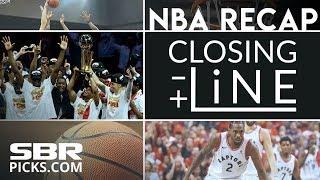 NBA Season Recap & Weekend Betting Tips | Closing Line | Saturday, June 15th