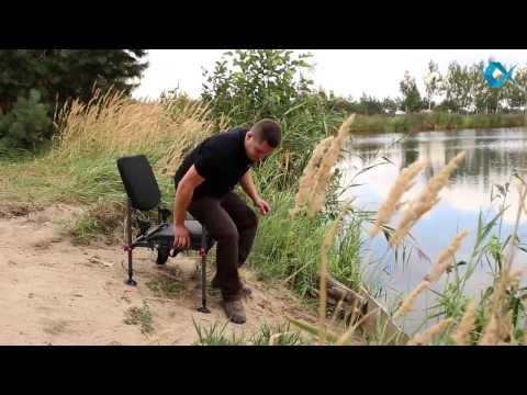 browning стул для фидерной ловли