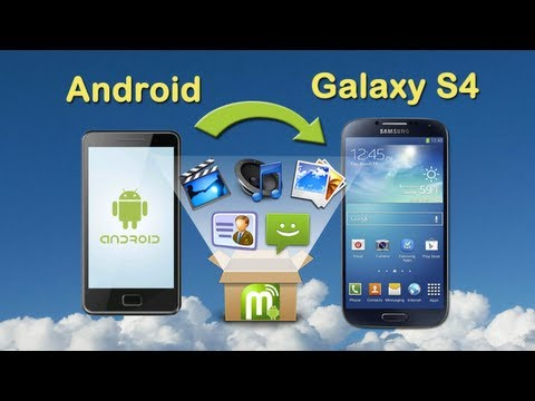 Transfer]: How To Transfer Apps From Android Phone To Samsung Galaxy