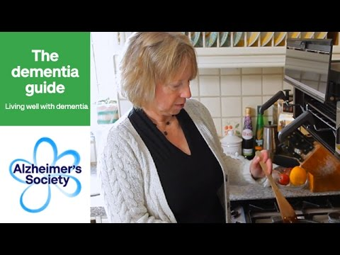 Living well with dementia: The dementia guide