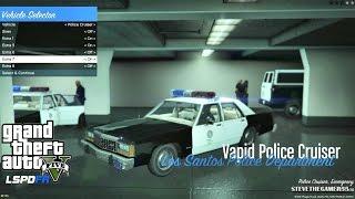 GTA 5 - LSPDFR - EPiSODE 59 - LET'S BE COPS - 1987- 1991 PATROL (GTA 5 PC POLICE MODS)