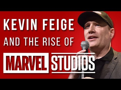 Kevin Feige & The Rise Of Marvel Studios