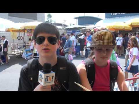 Chatuchak Weekend Market, Bangkok, Thailand - Kids Travel News 2014