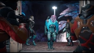 Mass Effect Andromeda - Jaal Loyalty mission [Romance] #Part1