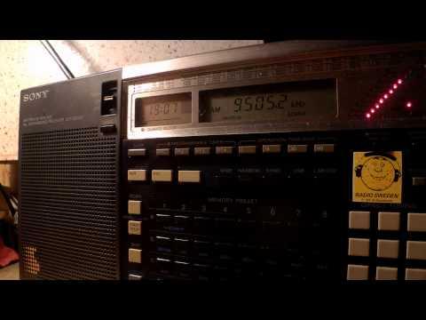 23 06 2015 Voice of Africa, Sudan Radio in Hausa to CeAf 1906 on 9505 Al Aitahab