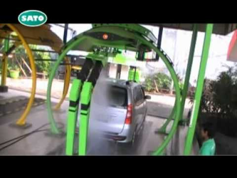 Hand Wash Car Wash >> Robotic Carwash SC 306R - YouTube