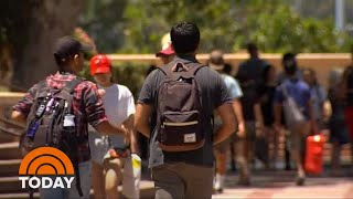 College Admissions Scheme Causes Fury Among Parents | TODAY