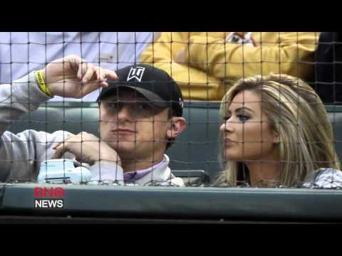 Grand jury indicts former NFL star Johnny Manziel for allegedly attacking his ex-girlfriend