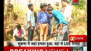 Ground report: How Naxals attacked CRPF battallion in Sukma!