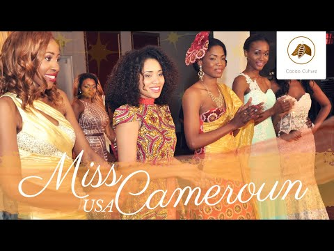 Miss Cameroon USA Pageant Experience