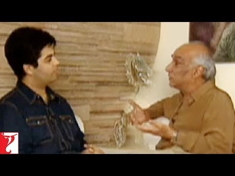 Yash Chopra in Conversation with Karan Johar - Kabhi Kabhie -...