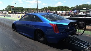 Big Tire NO PREP Drag Racing