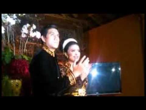 Kemeriahan Pesta Pernikahan Tantri Kotak Yang Beradatkan Jawa video