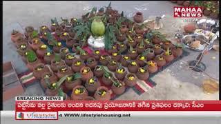 Annual Brahmotsavam 2018 at Sri Jogulamba Temple | Gadwal