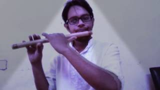 আমায় এত রাতে কেন ডাক দিলি||amai eto rate keno dak dili || flute covered by Selim reza