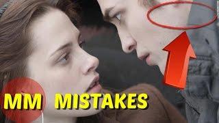 10 Biggest Biggest Editing Movie In Twilight |  Twilight MOVIE MISTAKES